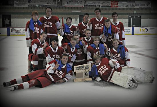 Caribou Cup Hockey Tournament