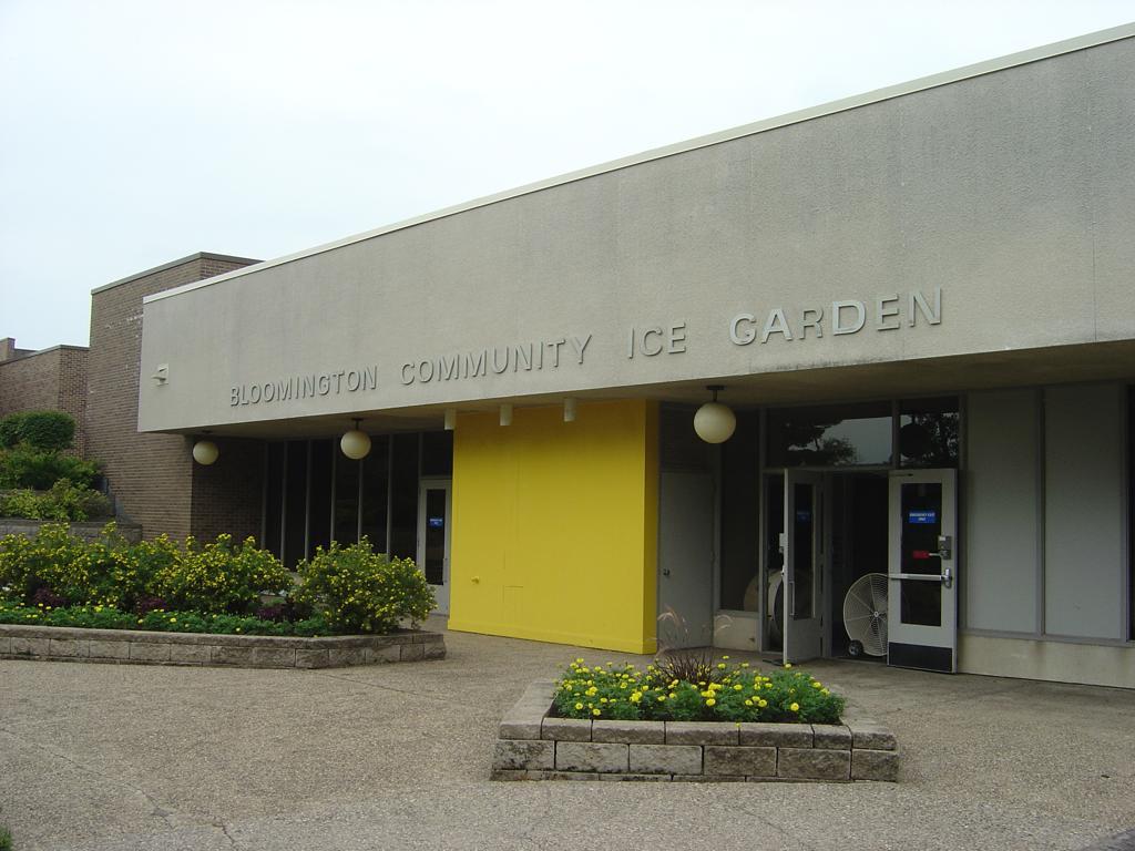 Bloomington Ice Garden Big