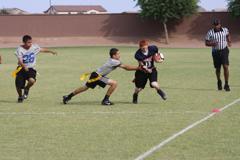 Queen creek flag football
