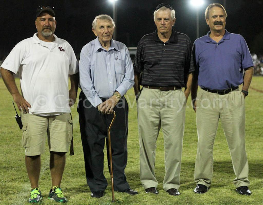West Meck's Only 4 Athletic Directors