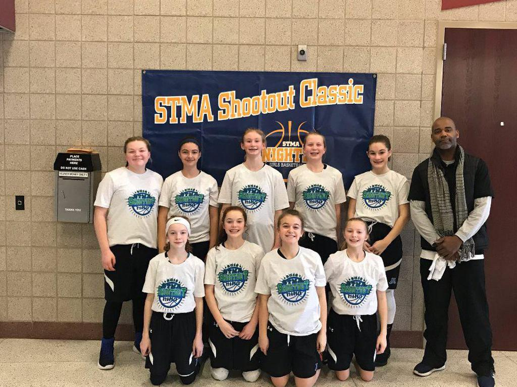 STMA Tournament 3rd Place!