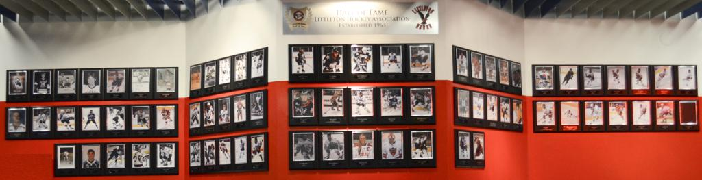 the wall of fame at South Suburban