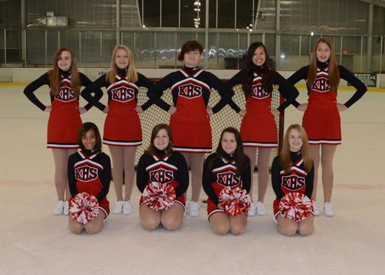 2013 2014 junior varsity cheerleaders