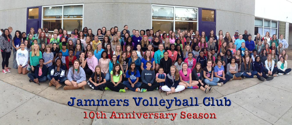 Jammers Volleyball Club 2013-2014 Signing Day Party