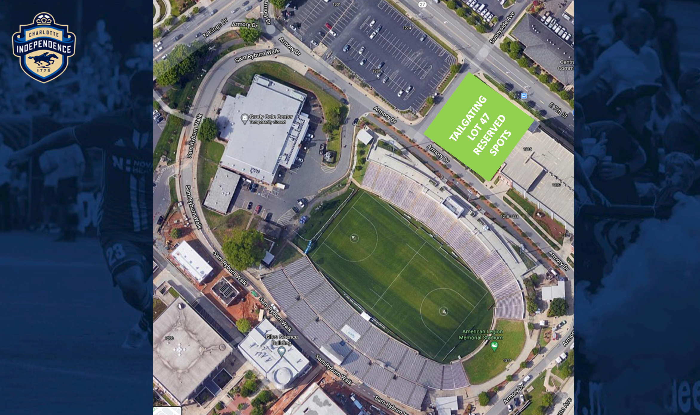 tailgate map