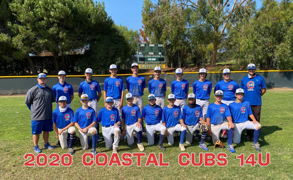 2020 Coastal Cubs 14U