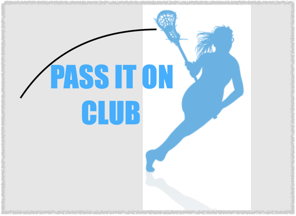 Pass It On Club Logo