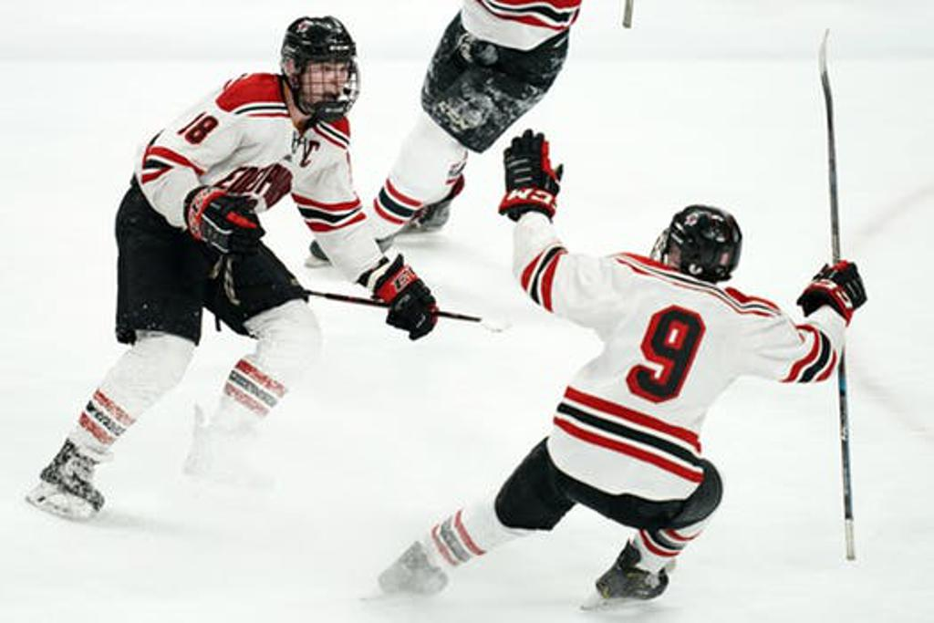 Eden Prairie Scores In Third Overtime To Defeat Lakeville South