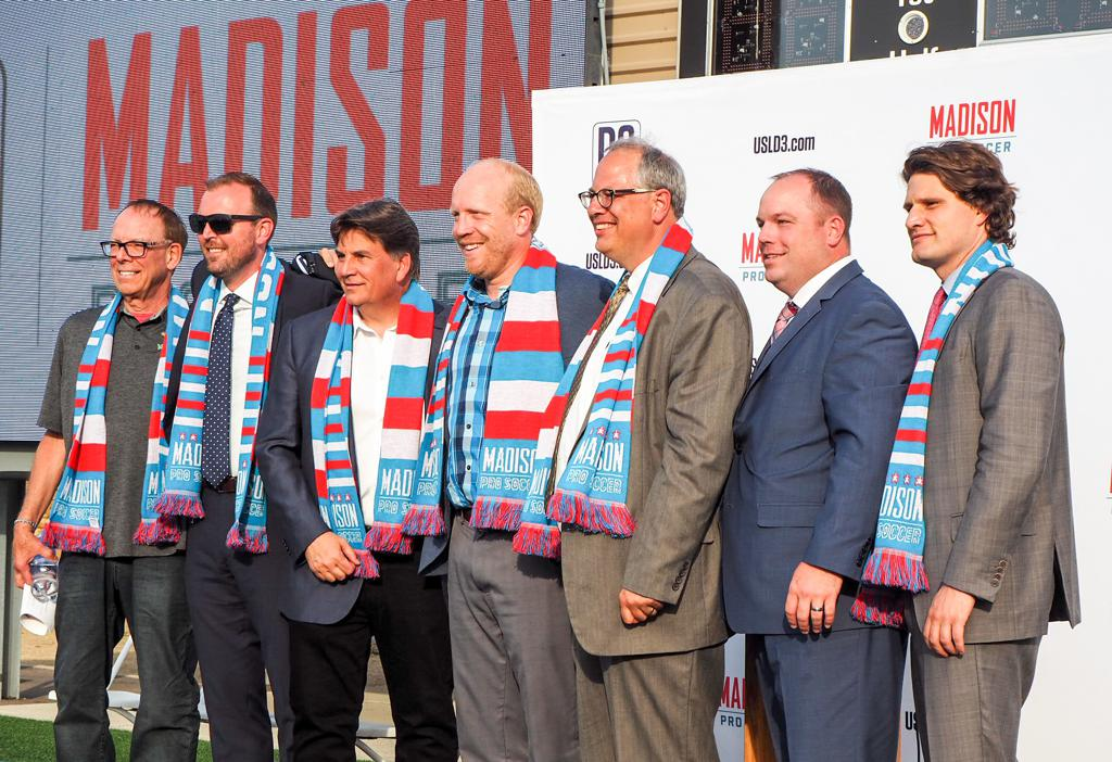 Madison Pro Soccer Executives