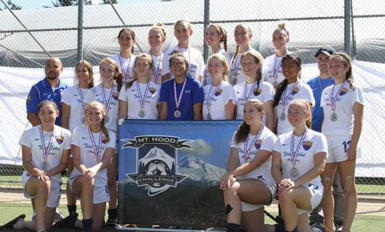 TFA Cascades providing access to the highest levels of soccer competition in Oregon.