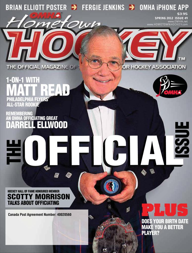 OMHA Hometown Hockey Spring 2012