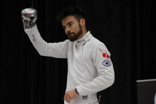 Jimmy Moody And Ibtihaj Muhammad Win Gold At December Nac