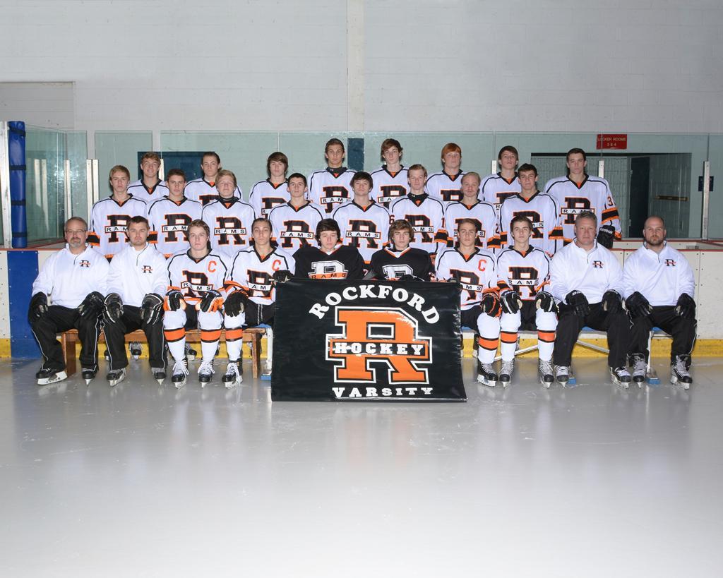 2013-14 Varsity Hockey Team