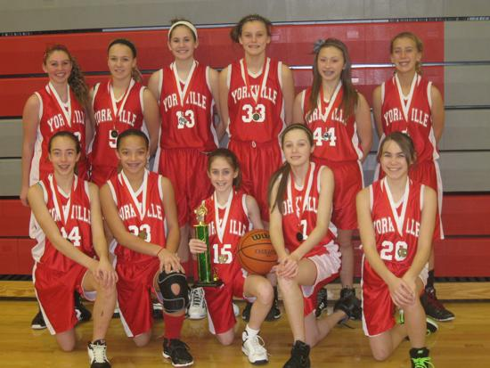 yorkville girls Yorkville parks and recreation offers many adult and youth leagues throughout the year  athletic leagues  1-2 girls, 3-4 boys, and 3-4 girls practices will be held once per week at.