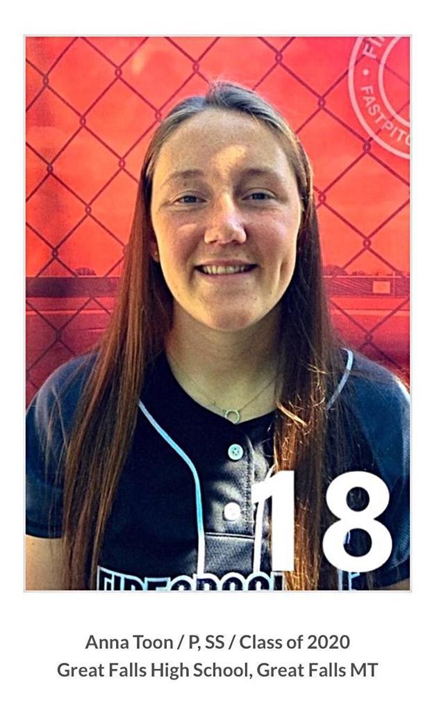 #18 Anna Toon