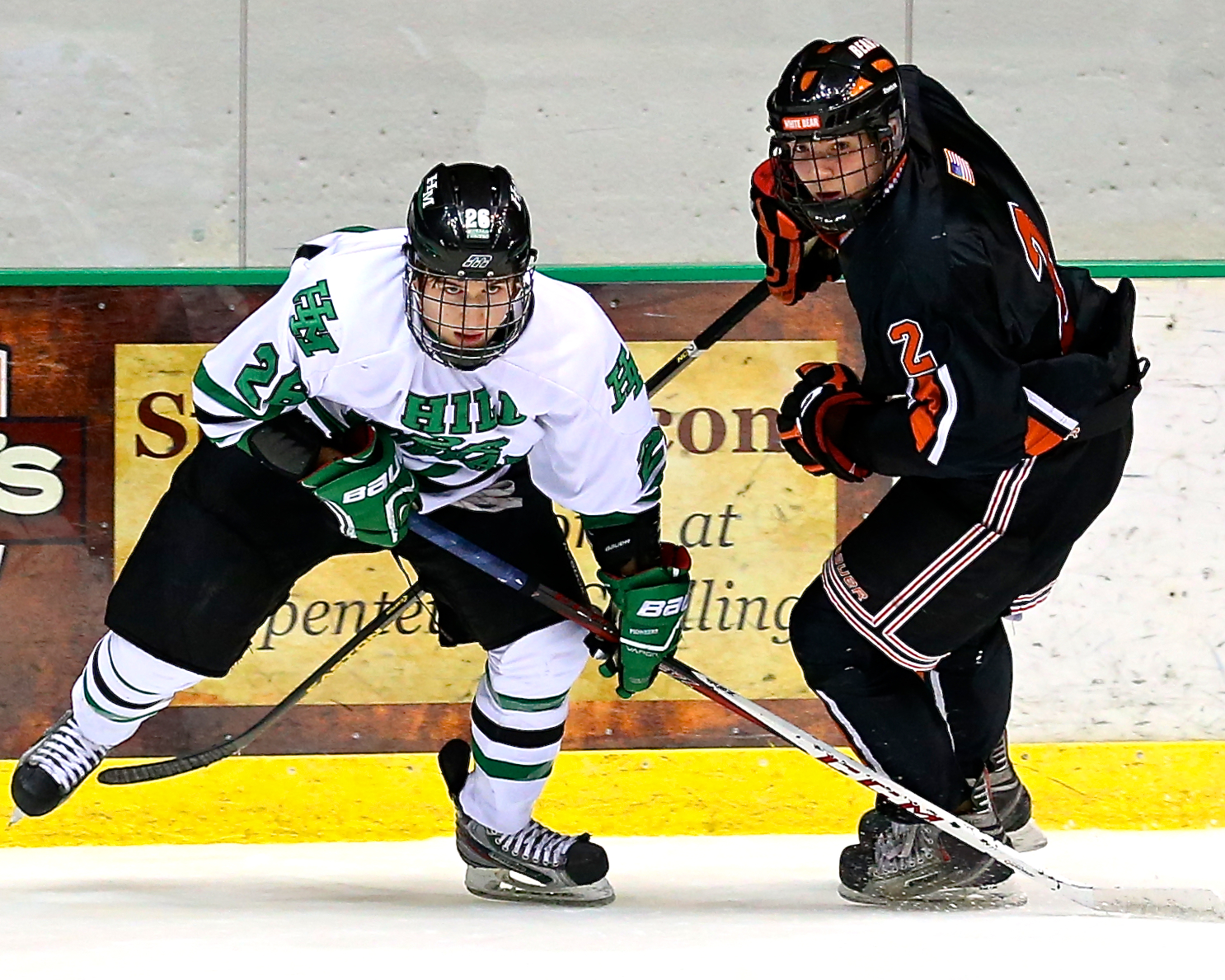 MN H.S.: Traditional Hill-Murray Vs. White Bear Lake Rivalry Highlights The Top Games Of The Week