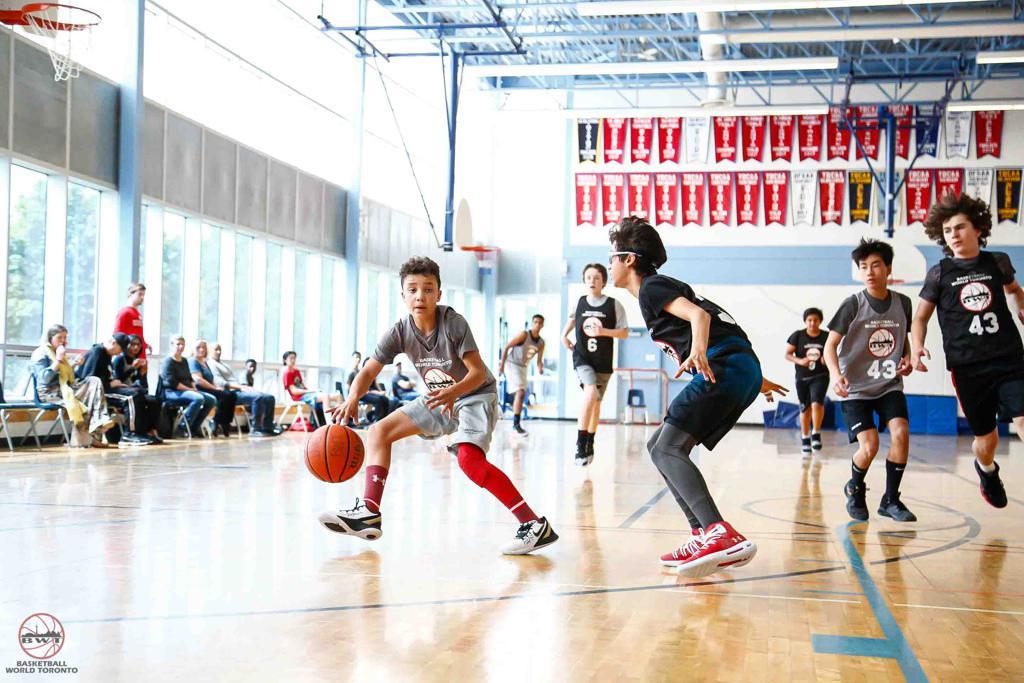 Basketball World Toronto Youth Programs