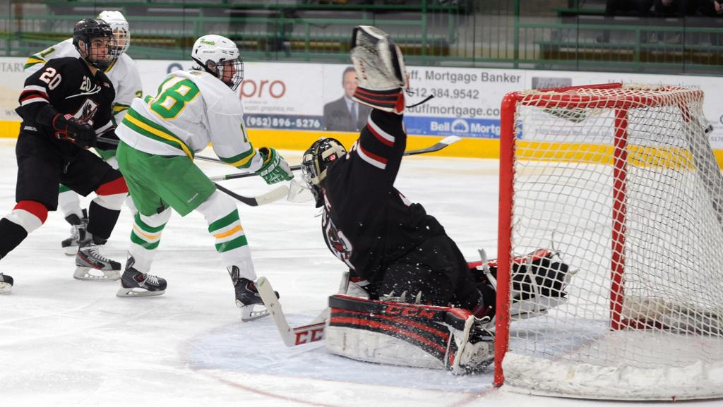 MN H.S.: Son Of A North Star - Fidler Does More Than Just Dirty Work For Edina