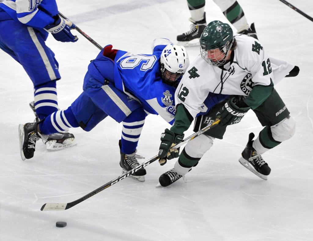 MN H.S.: Holy Family Catholic Too Much For Minnetonka