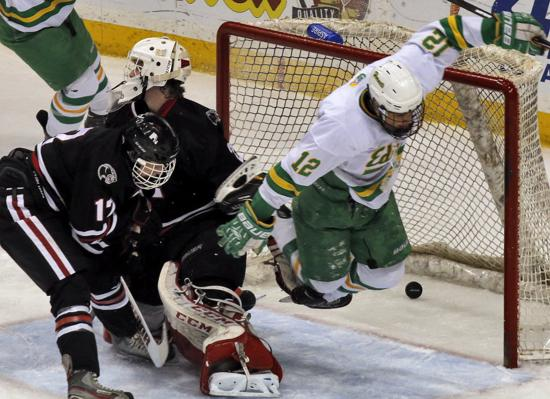 MN H.S.: Class 2A - Edina Routs Lakeville North 8-2 To Repeat As Champions