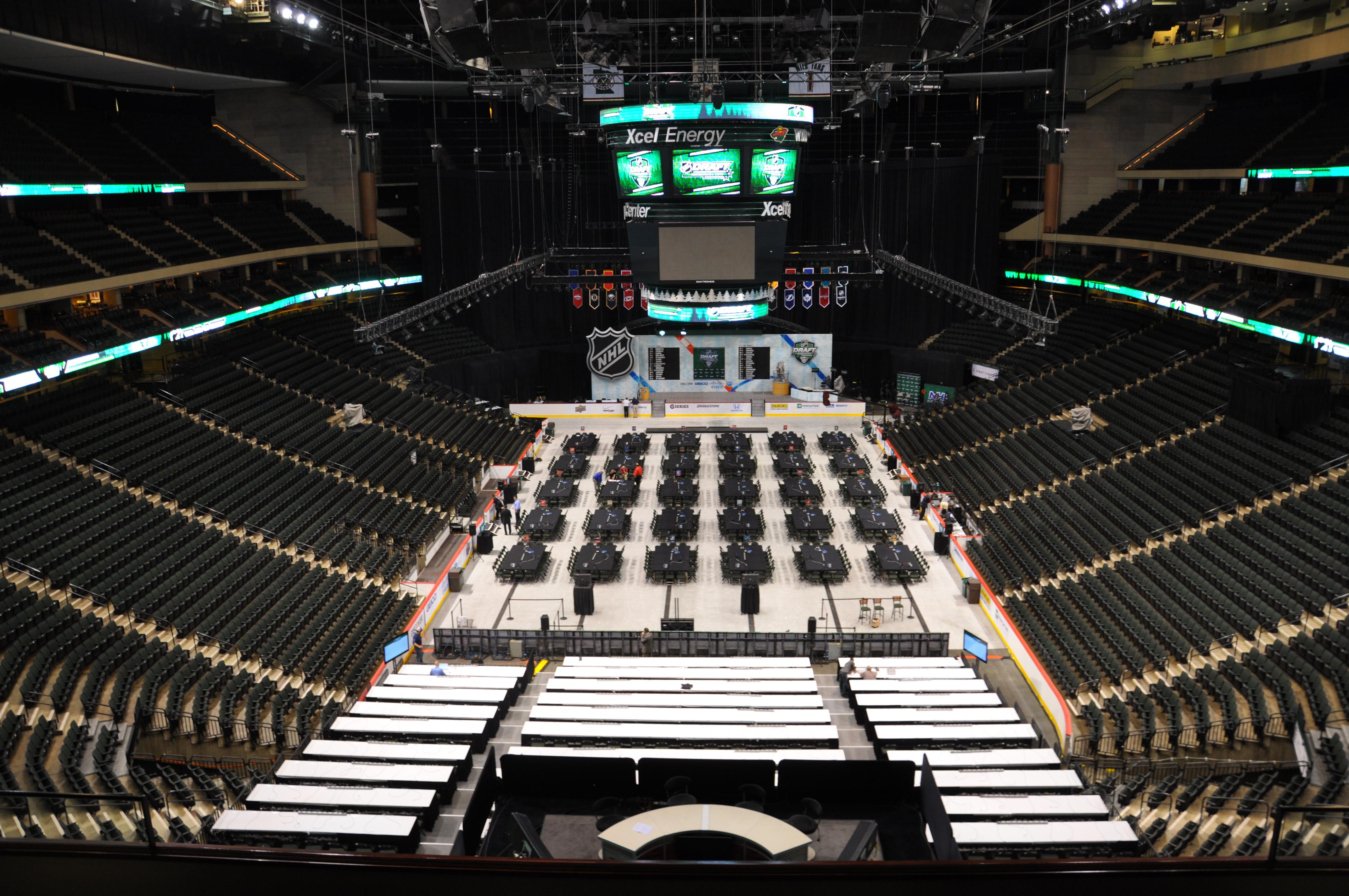 St Paul Minnesota And The Nhl Draft 2011