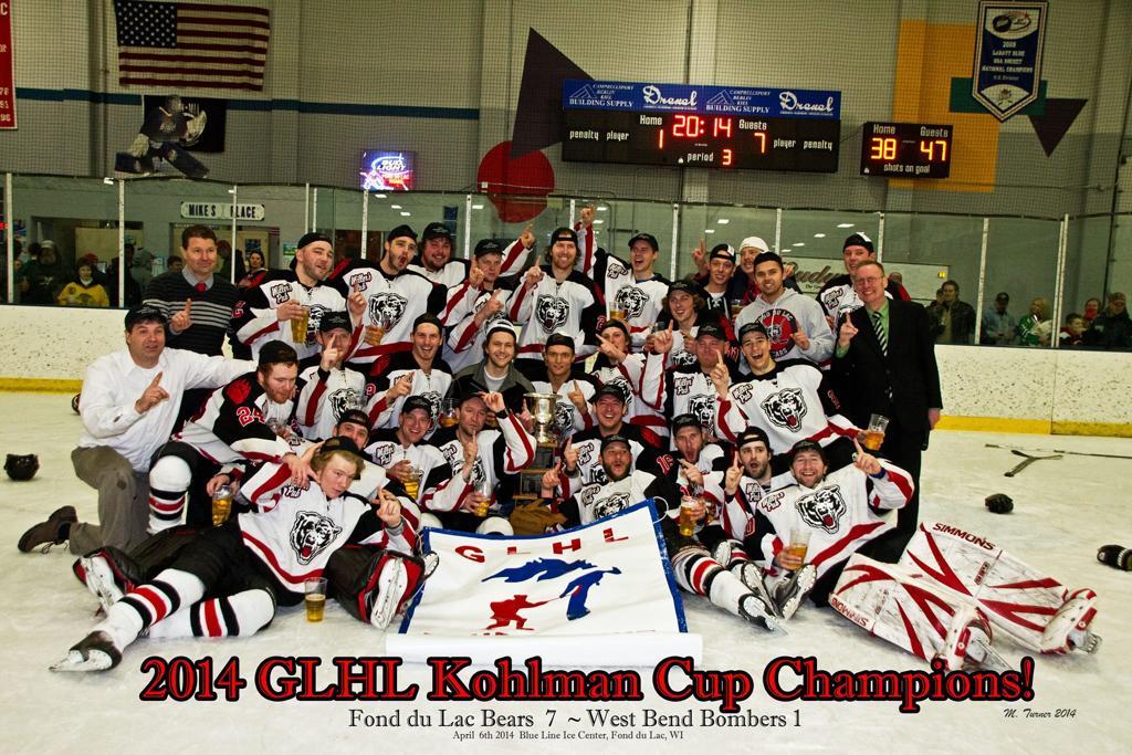2013-2014 GLHL Champions