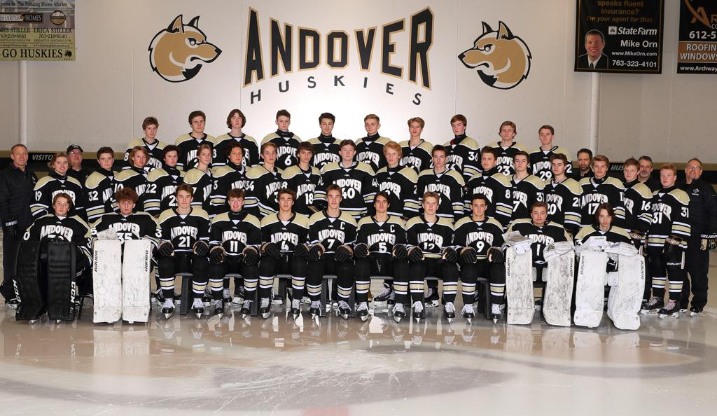2019/20 Andover HS Boys Hockey