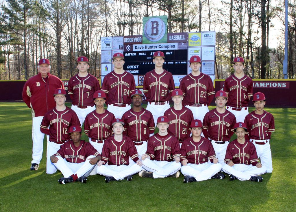 2019 Brookwood 9G Baseball