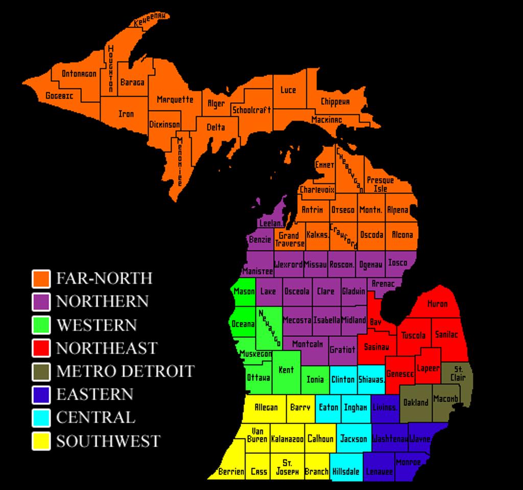 myway region map
