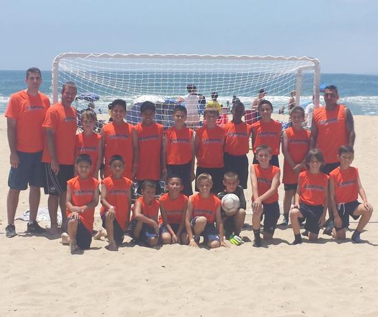 2014 Huntington Beach Sand Tournament