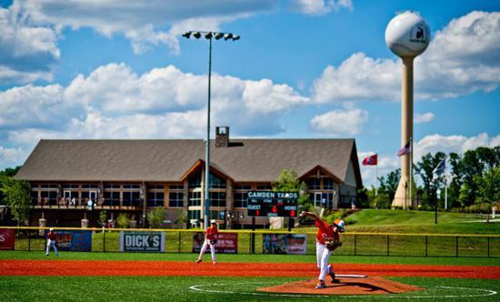 Week-Long Tournaments - Pigeon Forge, TN   Ripken Baseball