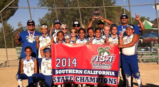 10U All-Star's State Champs!!