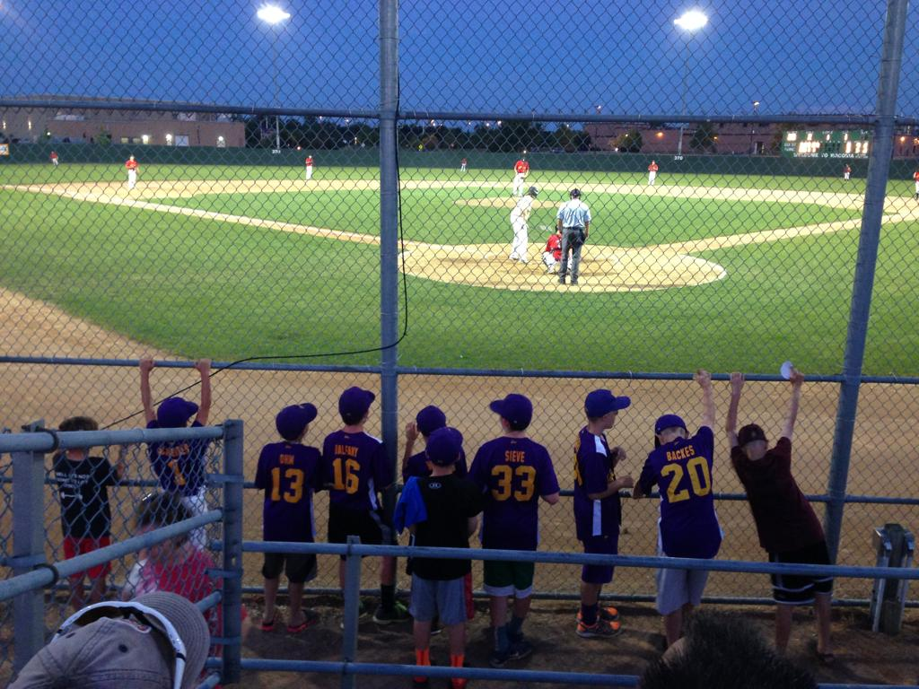 Waconia Baseball - For Love of the Game