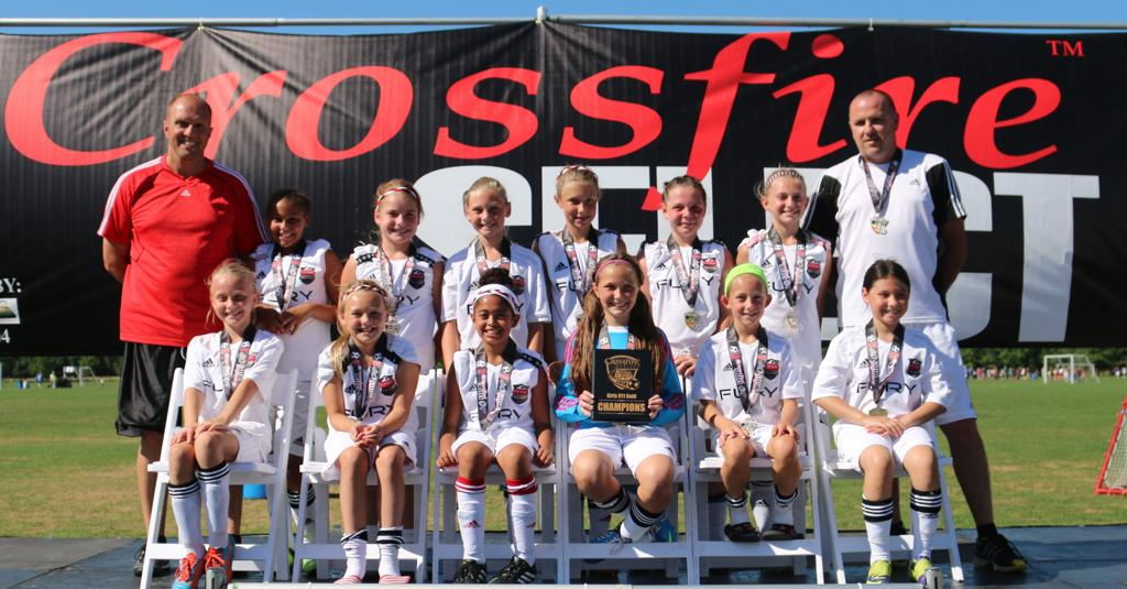 Crossfire Select Cup Champions
