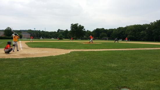 Livingston Oval (Livingston High School)
