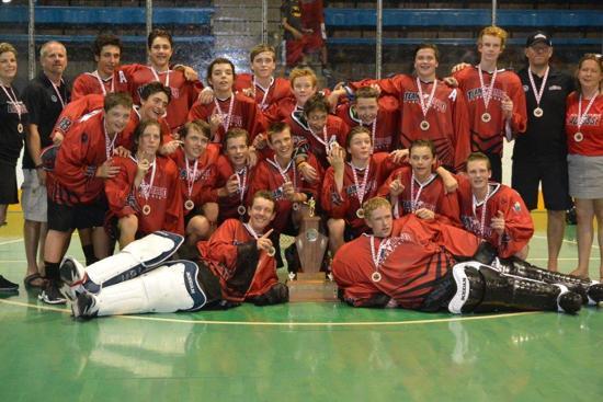 Ontario midget lacrosse variant does