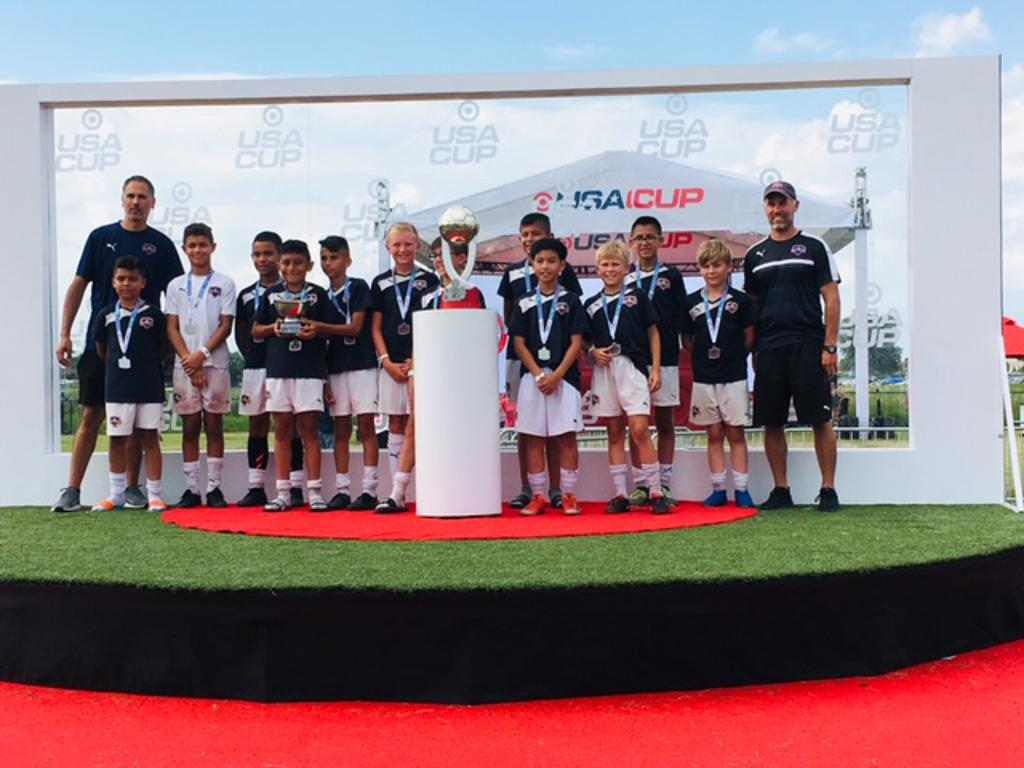 2007 Boys at the USA Cup