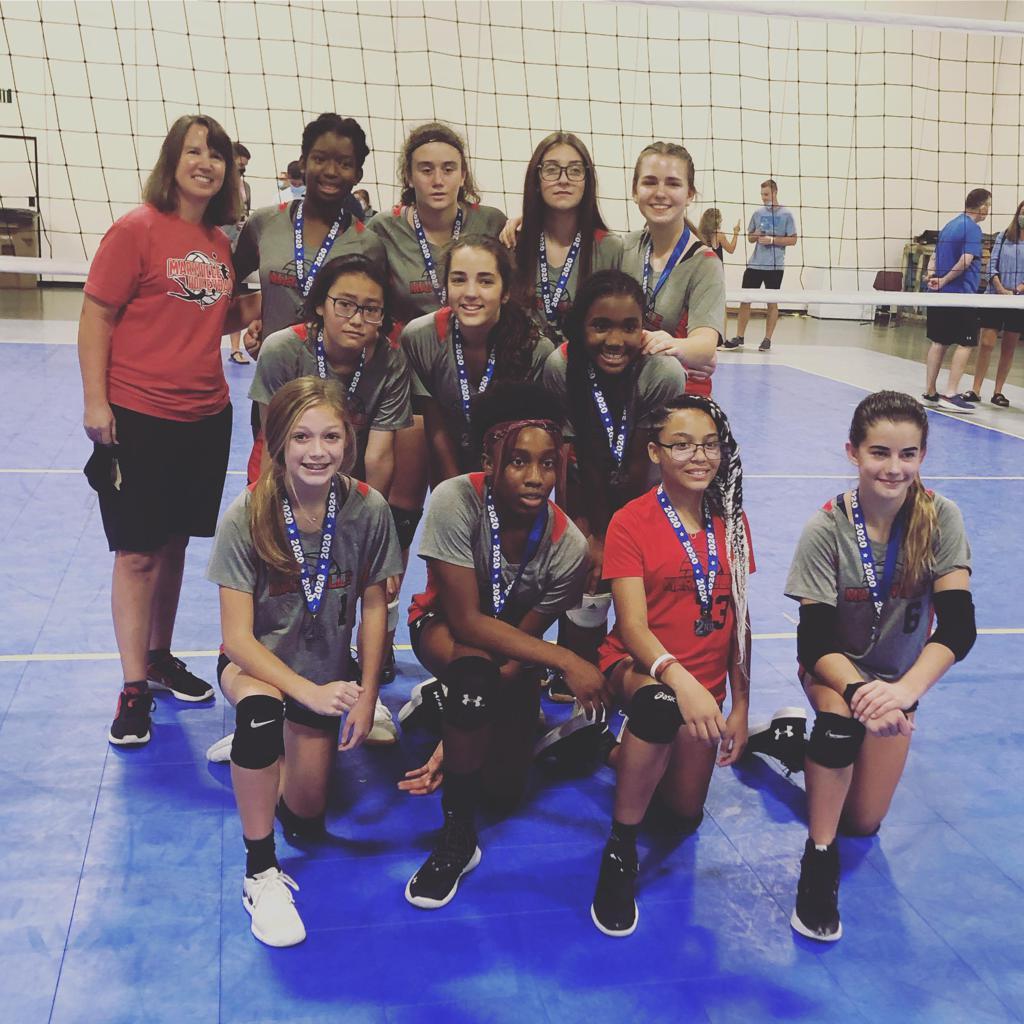 Varsity Gold Division Runner Up - Maryville
