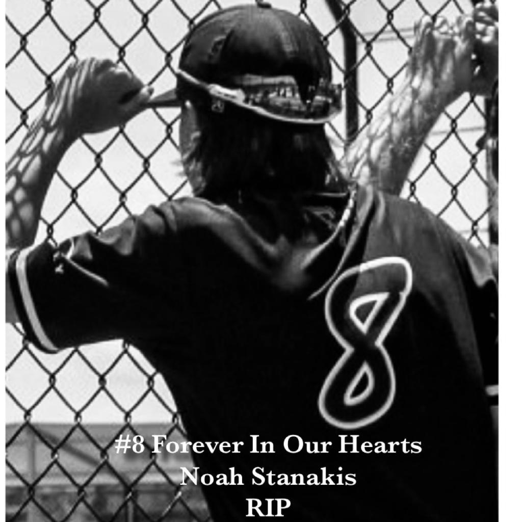 In loving memory of Noah Stanakis #vipersfamily