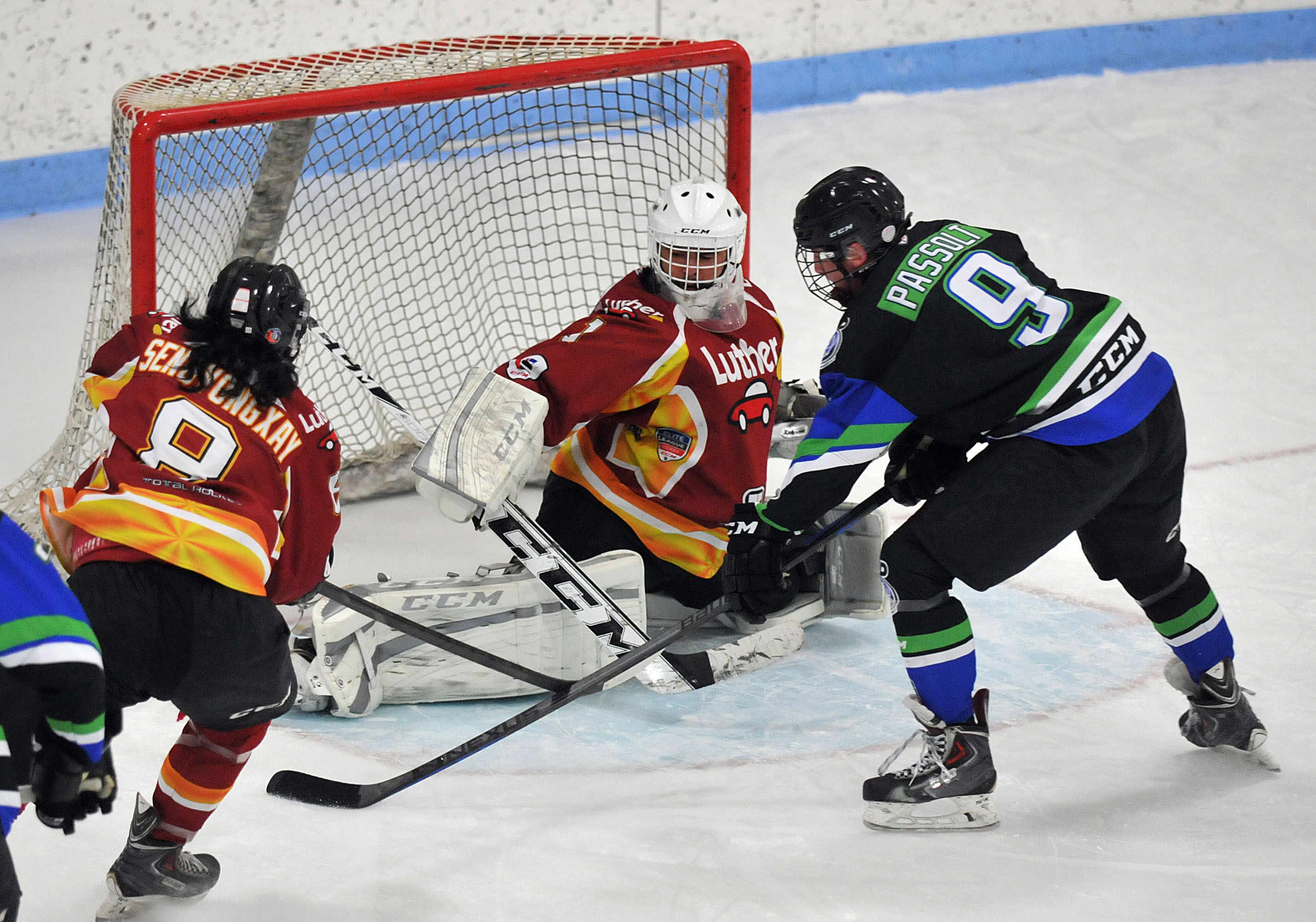 MN H.S.: Elite League - Great Plains Forges Tie With Team Northwest