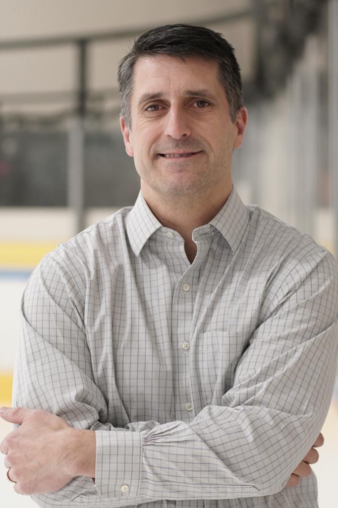 Jamie Printz, Bison Hockey Director