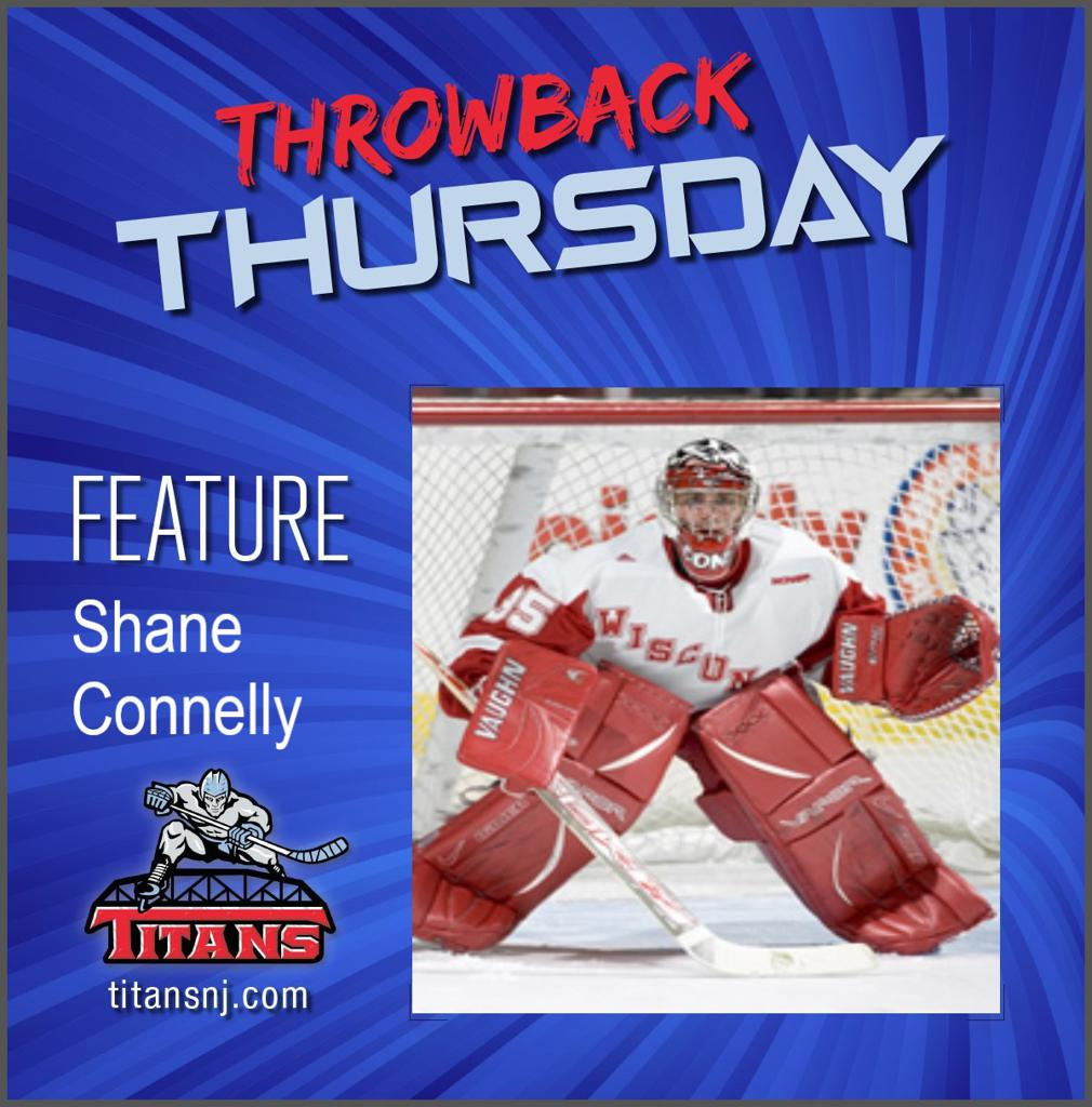 Inaugural edition of Throwback Thursday features Shane Connelly