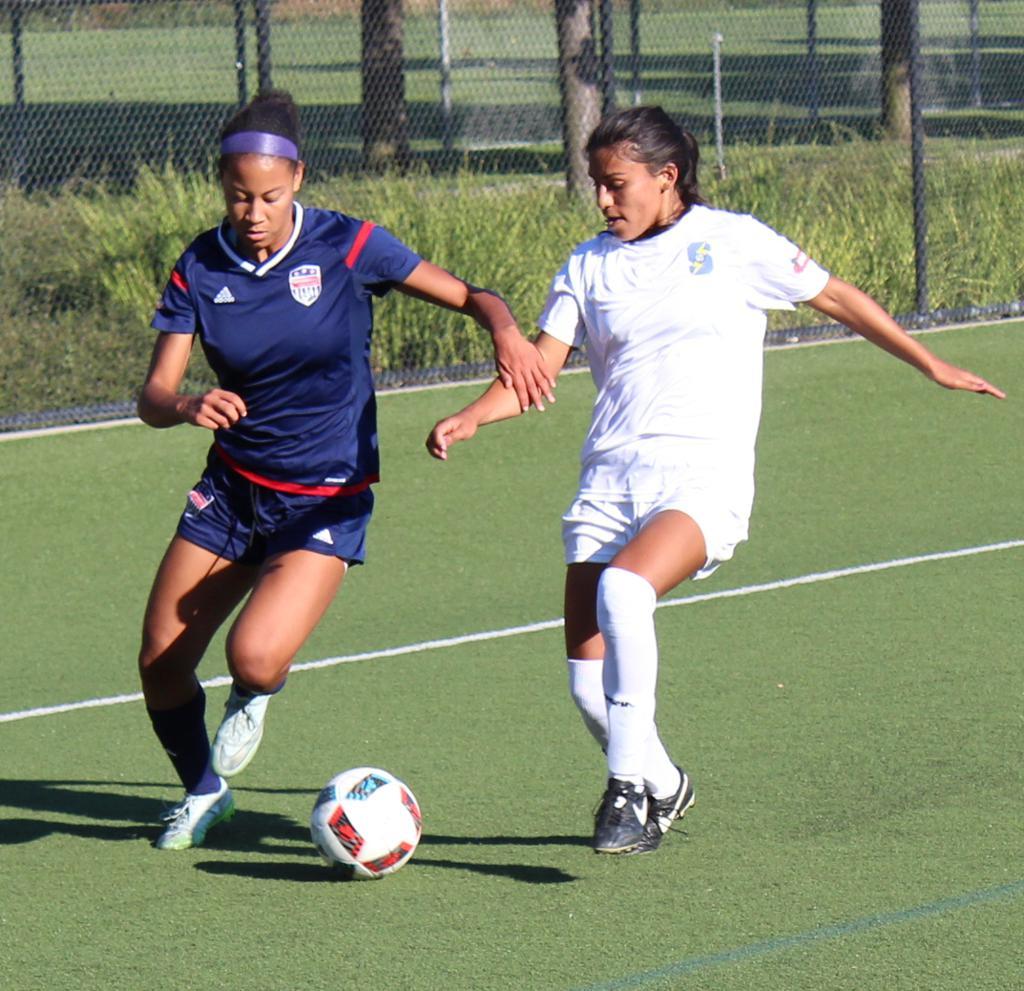 San Ramon FC Women's Premier Soccer Player