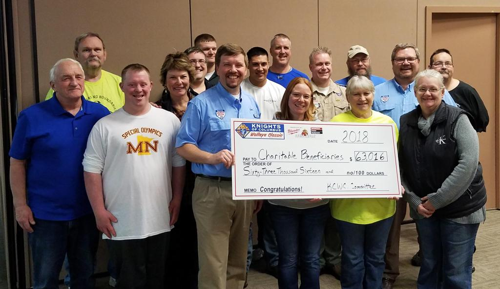 KC Walleye Classic Distributes More than $63,000 to Community