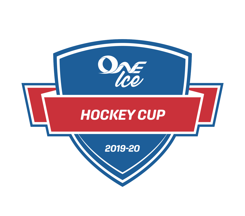 OneIce Hockey Cup Logo