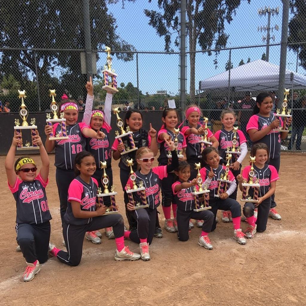 Corona Girls Softball Association