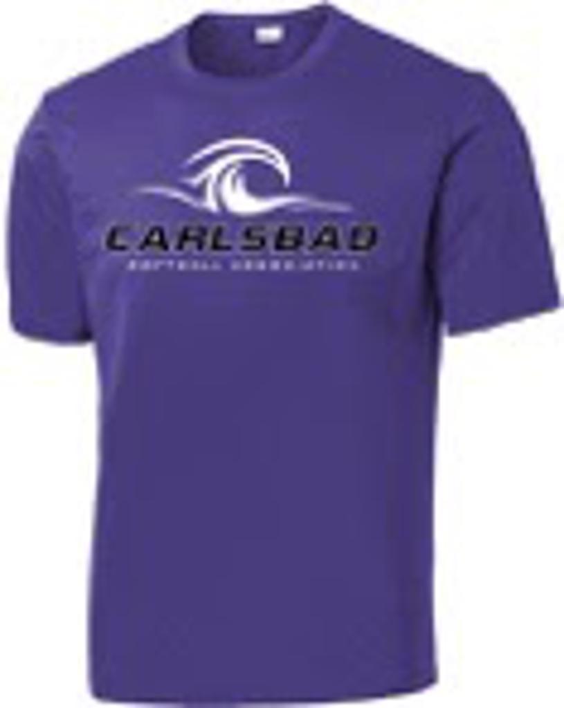 Men's Sport-Tek Competitor T-Shirt Image
