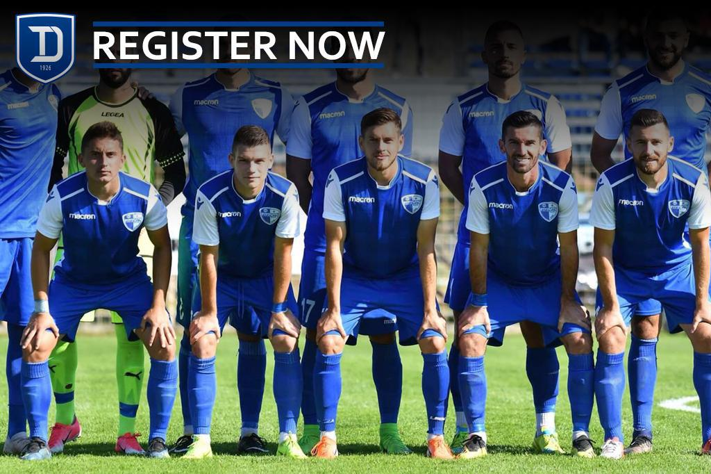 Register now for the FK Decic International Trials