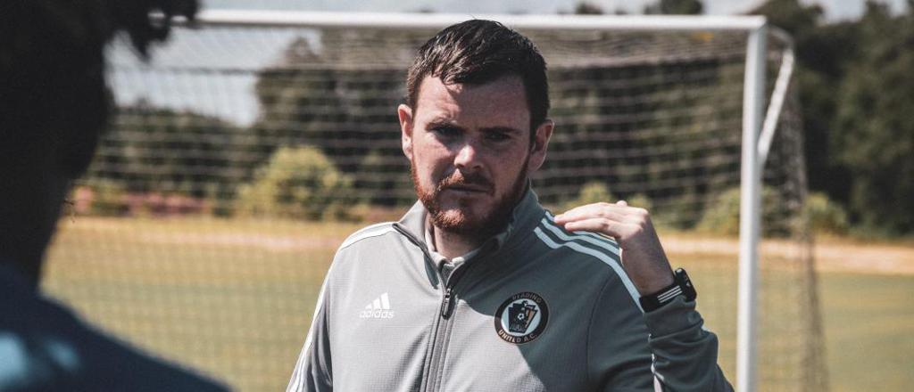 Alan McCann joins the Switchbacks' FC as the clubs Performance and Technical Analyst