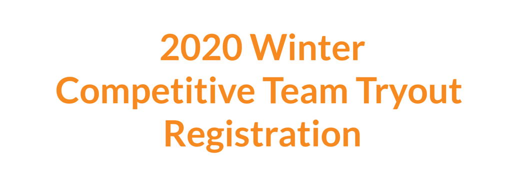 2020 Fever Winter Competitive Team Tryout Registration
